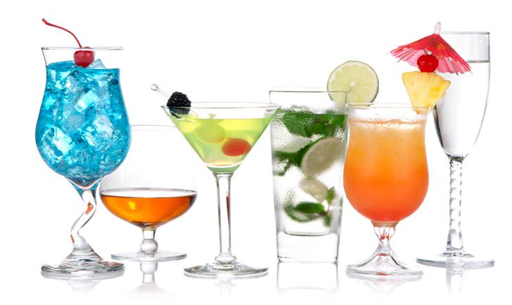 алкогольные коктейли сделать в домашних условиях