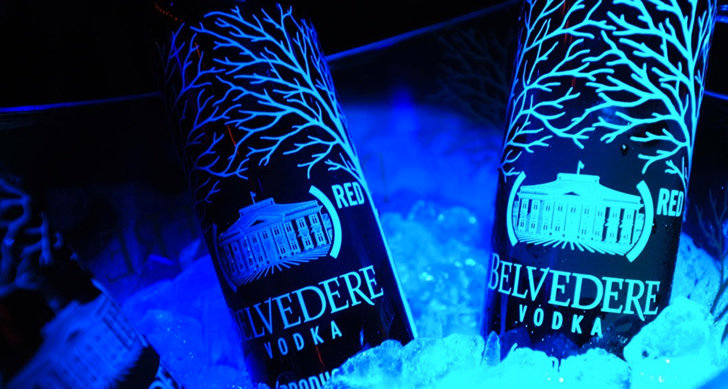 Секрет успеха от водки «Belvedere»