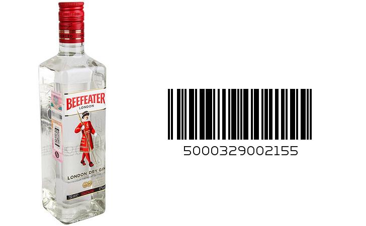 Как отличить подделку Бифитер джин
