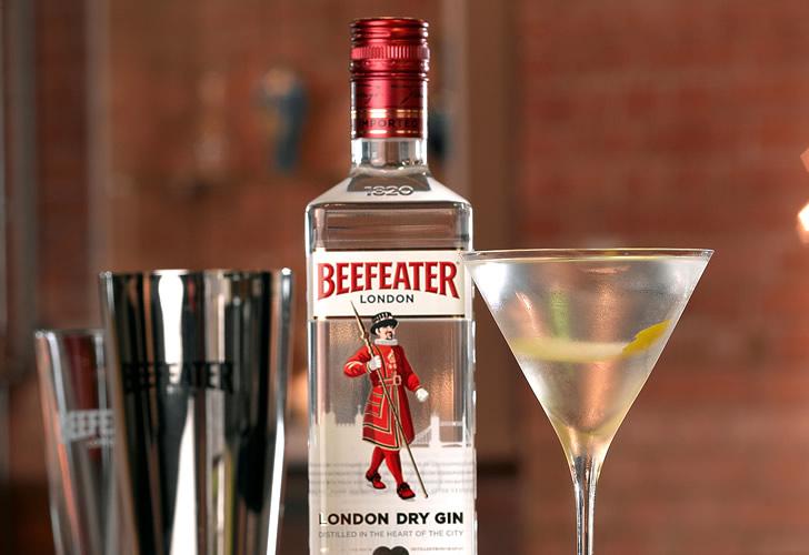 Как пить Бифитер джин