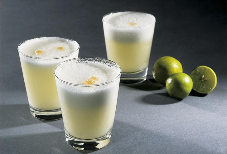 писко - водка из винограда рецепт