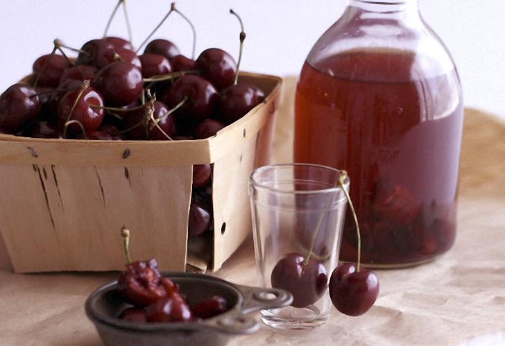 Как сделать ликер из вишни в домашних условиях рецепт