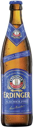 Эрдингер безалкогольное пиво