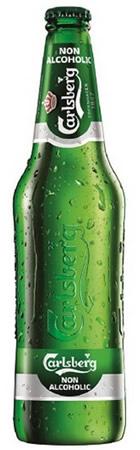 Карлсберг безалкогольное пиво
