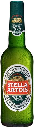 Стелла Артуа безалкогольное пиво
