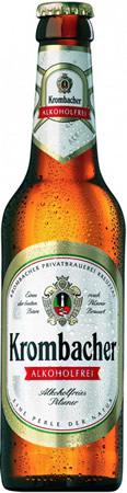 Krombacher безалкогольное пиво