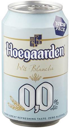 Хугарден безалкогольное пиво