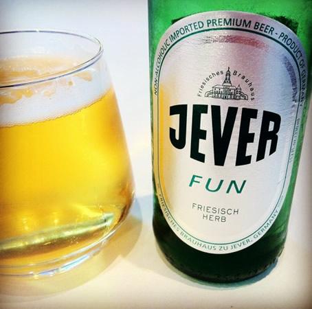 Евер Фан безалкогольное пиво