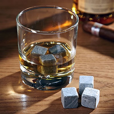 Джек Дэниэлс и камни для виски