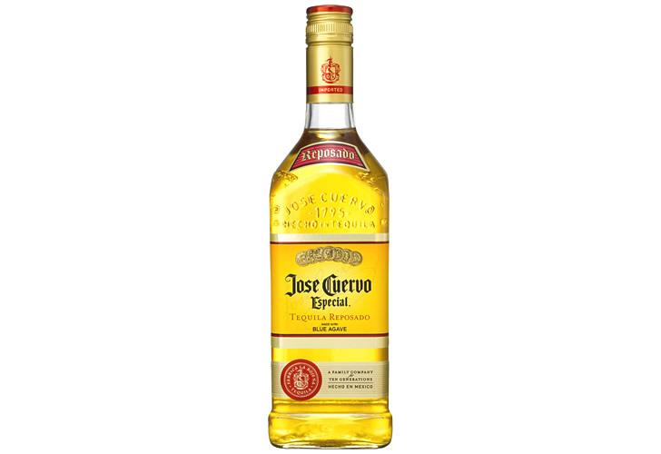 Текила Хосе Куэрво Especial Gold
