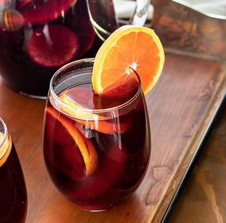 Тихая сангрия: классический рецепт