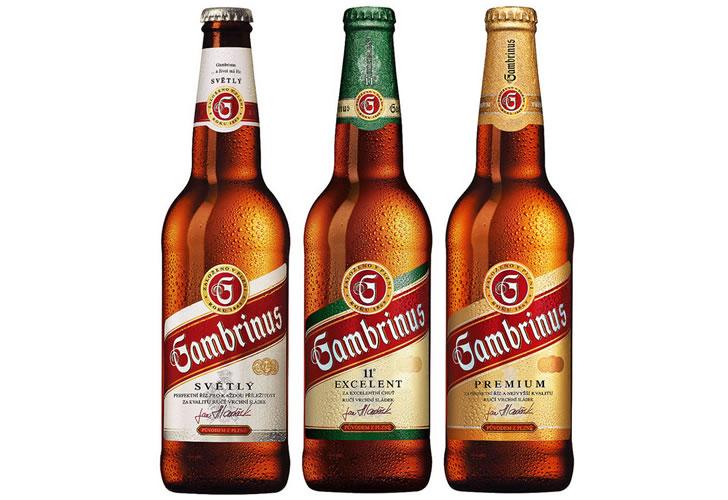 Гамбринус: чешское пиво