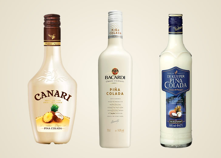 Ликер Пина Колада: с чем и как пить + описание и состав