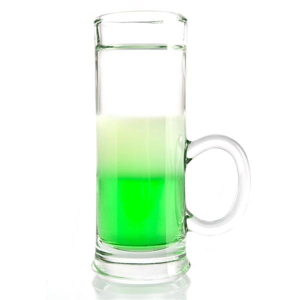 Зеленый мексиканец фото коктейля
