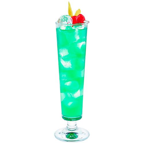 Зеленая фея фото коктейля
