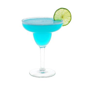 Голубая маргарита фото коктейля