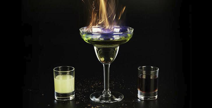 Зеленый ангел фото коктейля