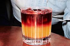 Нью-Йорк-сауэр рецепт коктейля, состав, фото