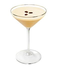 Флет Вайт Мартини фото коктейля