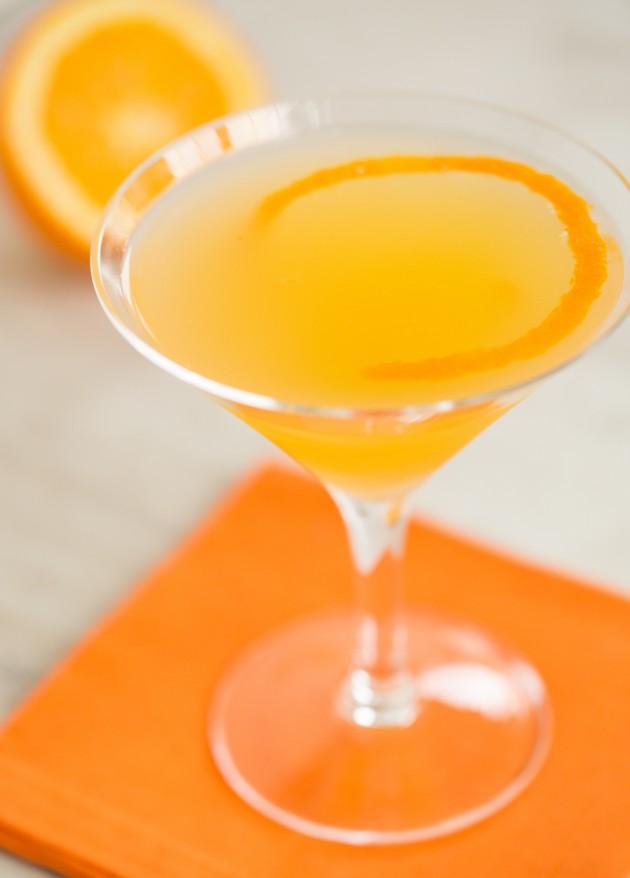Агент апельсин фото коктейля