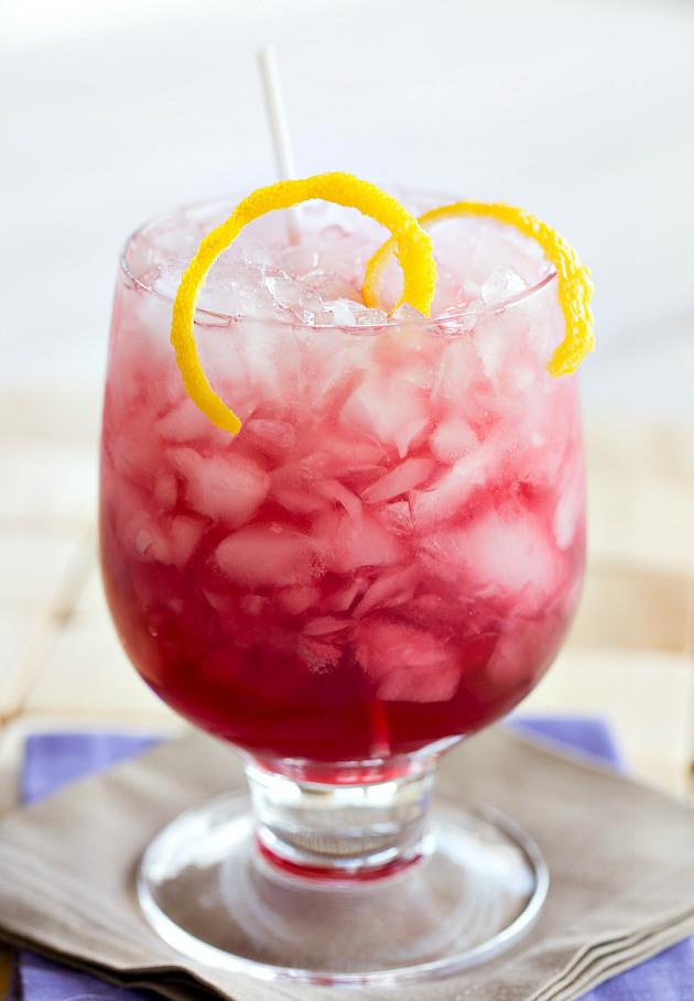 Американский виноград фото коктейля