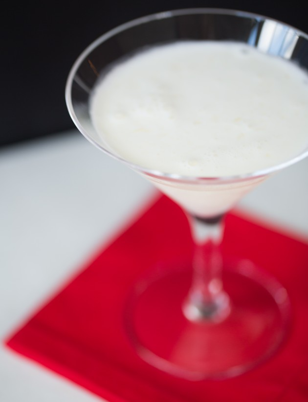 Белый медведь фото коктейля