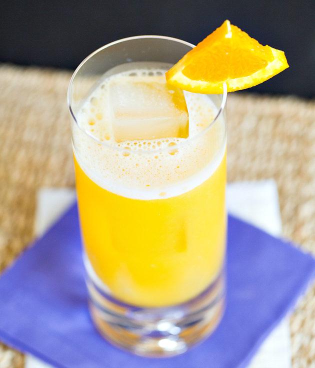 Бермудский треугольник фото коктейля