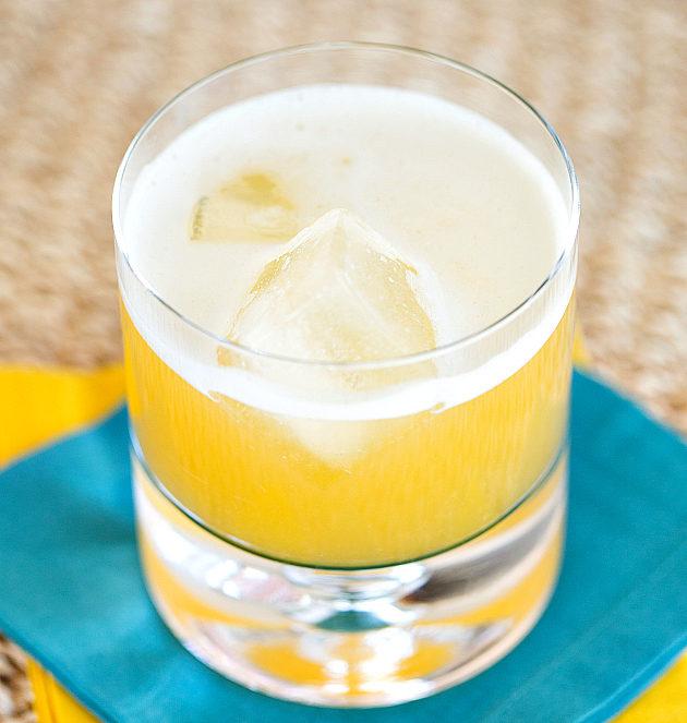 Большая Кахуна фото коктейля