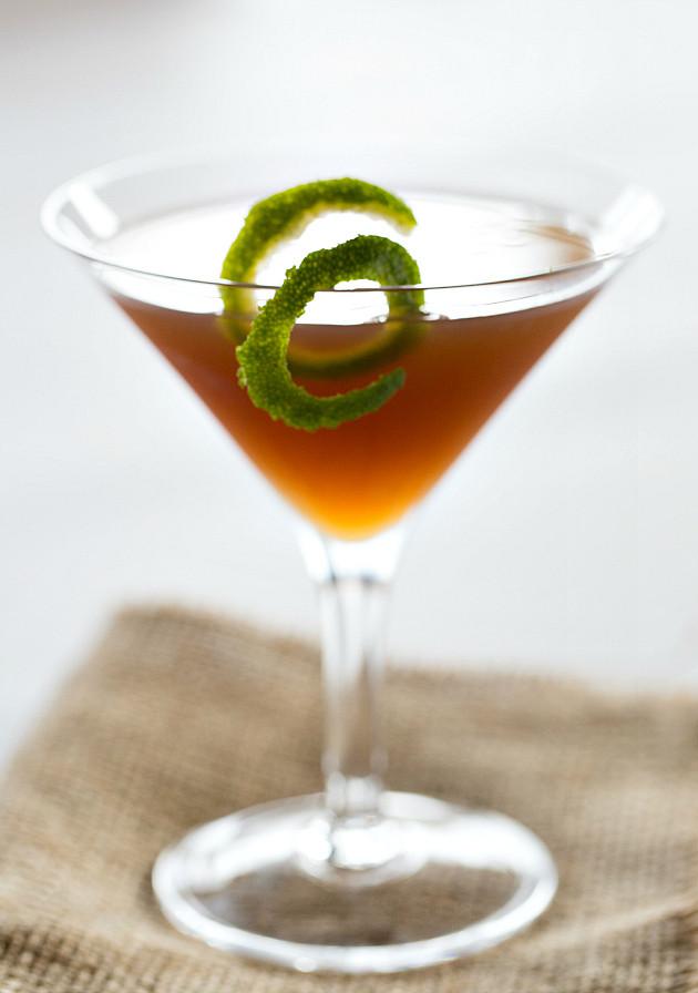 Браун Дерби фото коктейля