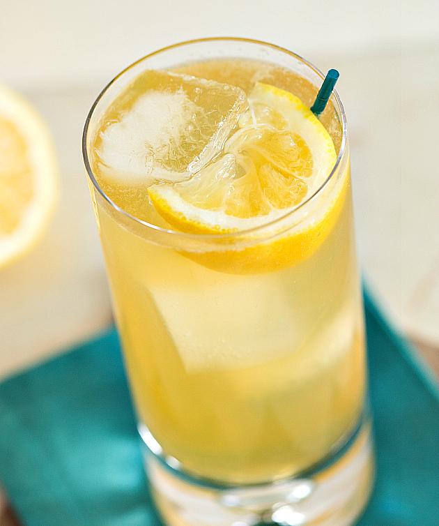 Бурбон слинг фото коктейля