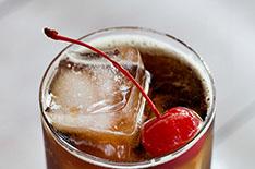 Ванильная кола Джека рецепт коктейля, состав, фото