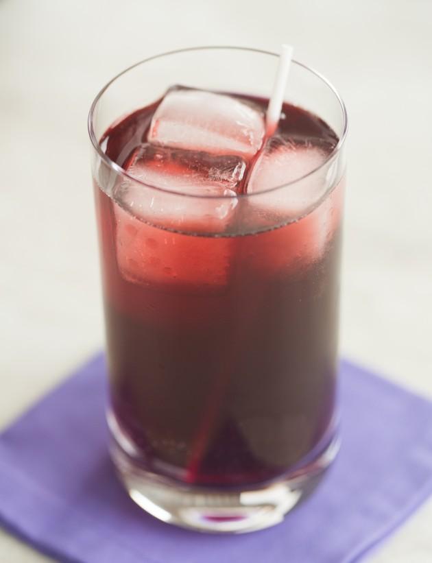 Виноградная лоза фото коктейля