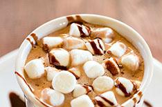 Горячий шоколад с мятой рецепт коктейля, состав, фото