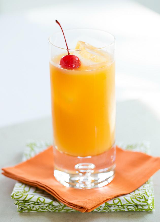 Грузинский персик фото коктейля