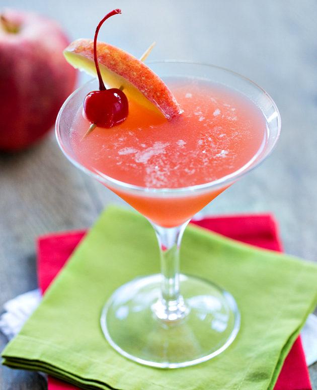 Джек Роуз фото коктейля