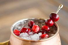 Клюквенный мул рецепт коктейля, состав, фото