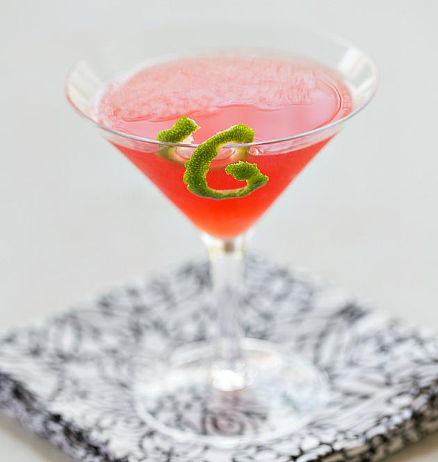 Леди Диана фото коктейля