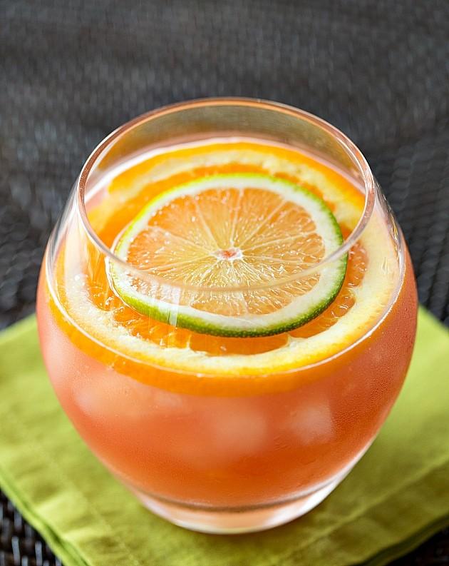 Мексиканские Мадрасы фото коктейля