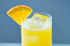 Оранжевый Бак рецепт коктейля, состав, фото
