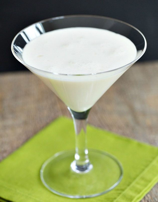 Сатиновый бурбон фото коктейля