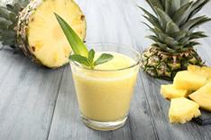 Коктейли с ананасовым соком: 33 рецепта с фото