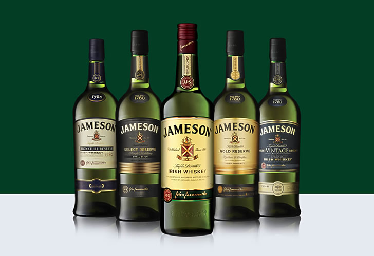Jameson (Ирландия)