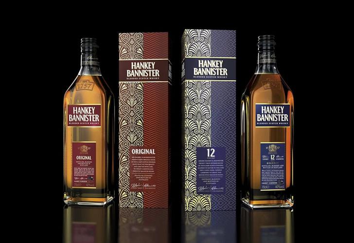 Hankey Bannister (Шотландия)