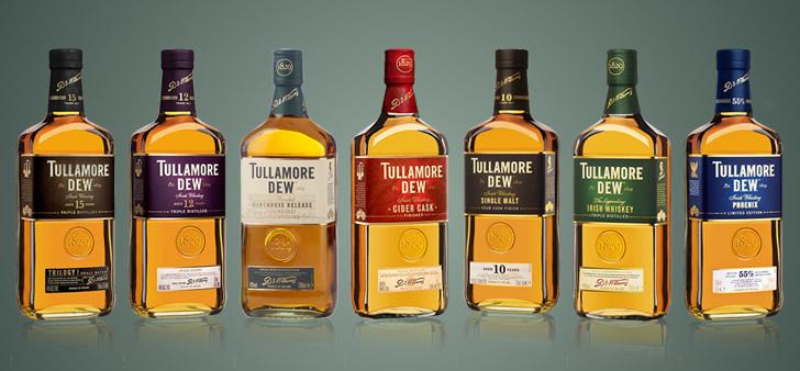 Tullamore Dew (Ирландия)