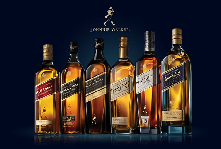 Johnnie Walker (Шотландия)