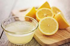 Лимонный сок в коктейлях