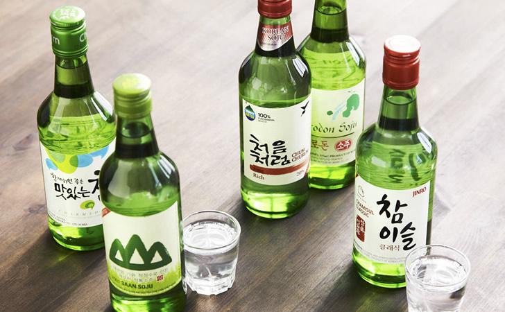 Соджу: что это, история, обзор вкуса и как пить