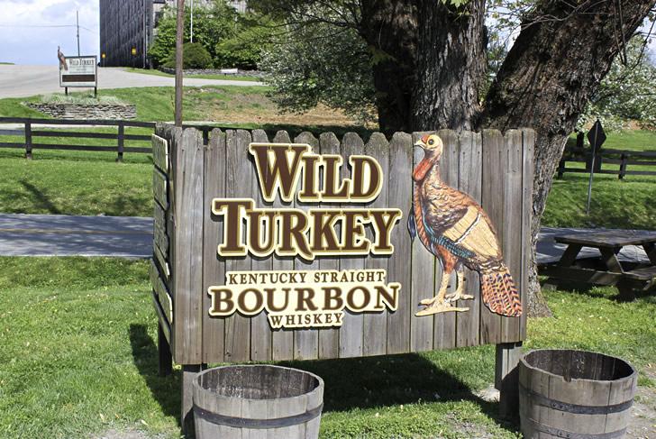 История бурбона Wild Turkey