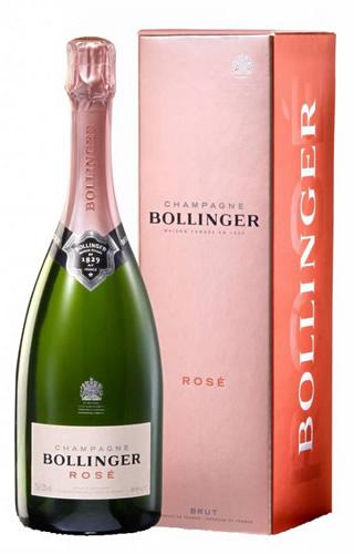 Bollinger, Rose Brut