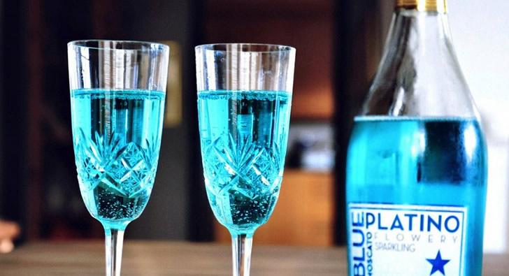 Голубое шампанское: что это, марки, стоит ли покупать